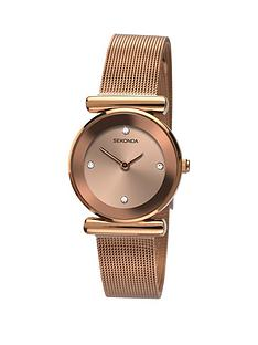 sekonda-rose-dial-gold-tone-mesh-stainless-steel-ladies-watch
