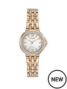 citizen-citizen-eco-drive-silhouette-diamond-white-dial-stainless-steel-rose-gold-tone-bracelet-ladies-watch