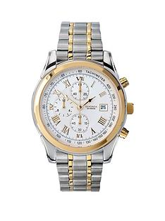 sekonda-white-multifunctional-dial-two-tone-stainless-steel-mens-watch
