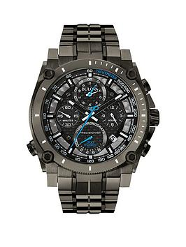 bulova-bulova-precisonist-chrono-black-dial-blue-accents-stainless-steel-bracelet-watch