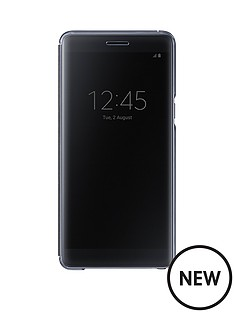 samsung-galaxy-note-7-clear-view-protective-cover-case-black