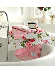 cath-kidston-antique-rose-bouquet-bath-sheet-white