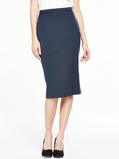 v-by-very-tailored-textured-pencil-skirt