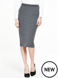 v-by-very-stretch-pencil-skirt
