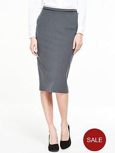 v-by-very-stretch-pencil-skirt