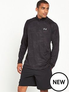 under-armour-under-armour-tech-jacquard-14-zip-top