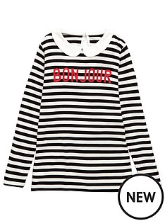 v-by-very-girls-stripe-peter-pan-collar-top