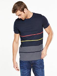 v-by-very-short-sleeve-body-stripe-t-shirt