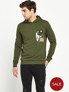 only-sons-badge-hoody