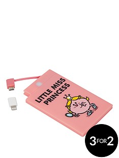 little-miss-princess-powerbank