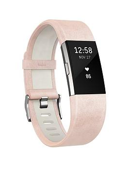 fitbit-charge-2trade-leather-accessory-bandnbspfitness-tracker-not-included