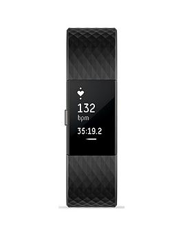 Fitbit Fitbit Charge 2 &Ndash Special Edition Black Gunmetal