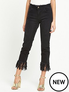 river-island-cropped-frayed-hem-jeans