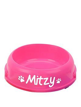 personalised-pet-bowl