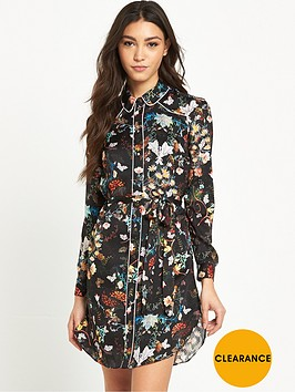 river-island-floral-print-shirt-dress