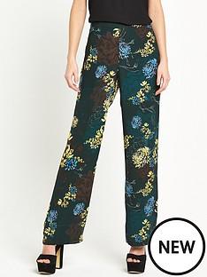 river-island-river-island-blue-floral-wide-leg-trouser
