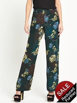 river-island-wide-leg-trouser-blue-floral