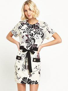 river-island-short-sleeve-eyelet-swing-dress