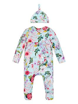monsoon-nb-florence-print-sleepsuit-and-hat