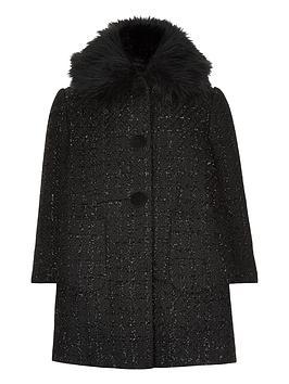 monsoon-girls-raven-coat