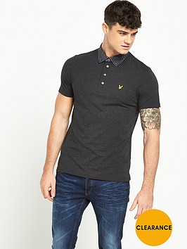 lyle-scott-woven-collar-jersey-polo-shirt