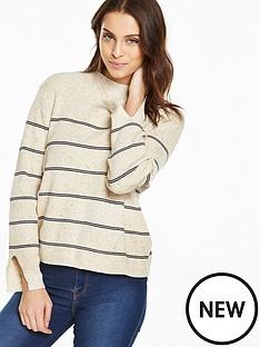 v-by-very-neppy-yarn-fine-stripe-jumper