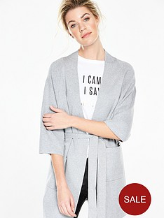 v-by-very-34-sleeve-compact-knit-belted-cardigan