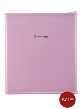 russell-hobbs-rhttf2ppnbsptable-top-larder-fridge--nbsppastel-baby-pink