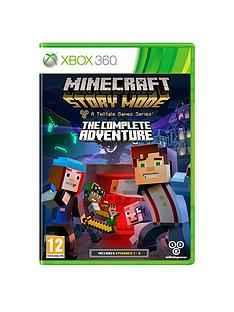 xbox-360-minecraft-story-mode-the-complete-adventure-xbox-360