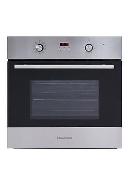 Russell Hobbs Rheo6501Ss 60Cm 65L Built In Electric Oven  Stainless Steel