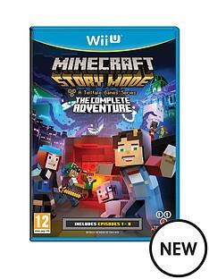 wii-u-minecraft-story-mode-the-complete-adventure-wii-u
