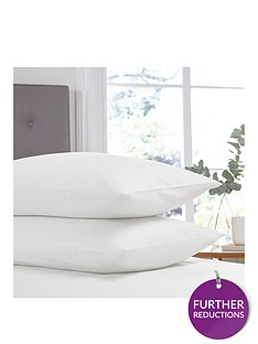 silentnight-easy-care-180-thread-count-cotton-rich-standard-pillowcases-pair-white