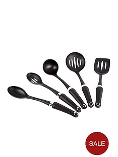 morphy-richards-chroma-5-piece-nylon-tool-set