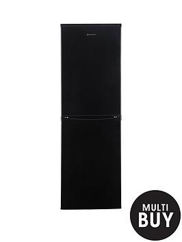russell-hobbs-rh54ff170b-55cm-wide-173cm-high-fridge-freezer-black