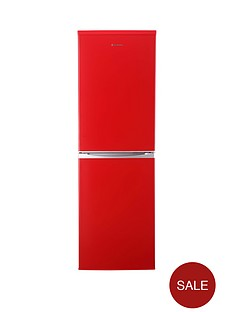 russell-hobbs-rh54ff170r-55cm-wide-173cm-high-fridge-freezer-red