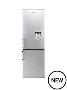 russell-hobbs-rh55ffwd180ss-55cm-wide-180cm-high-freestanding-fridge-freezer-with-water-dispenser