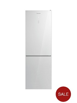 russell-hobbs-rh60ff186wg-186cm-highnbsp60cm-wide-glassnbsptotal-no-frost-fridge-freezer-white