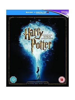 Very  Harry Potter Complete Box Set - 2016 Edition Blu-Ray