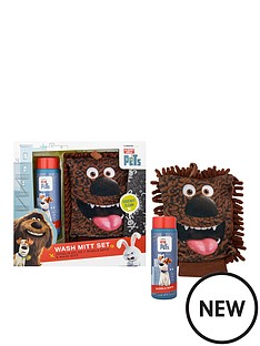secret-life-of-pets-secret-life-of-pets-duke-bath-mitt-amp-bubble-bath-set