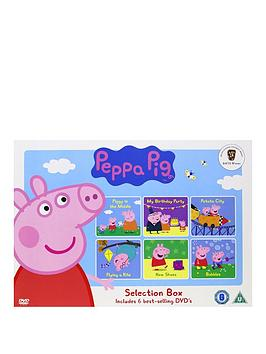 Peppa Pig  - Selection Box Dvd