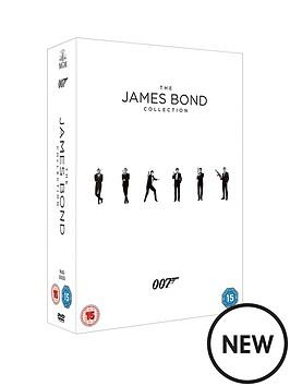 james-bond-complete-movie-collection