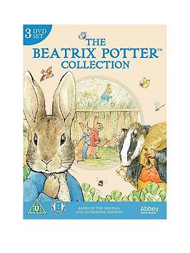 The Beatrix Potter Collection Dvd