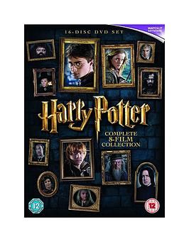 Harry Potter Complete Boxset  2016 Edition Dvd