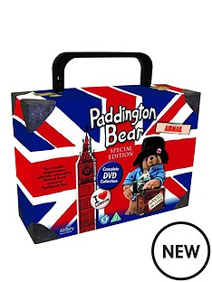 paddington-suitcase-complete-collection