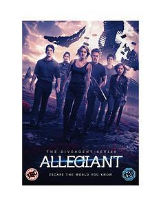 allegiant-dvd