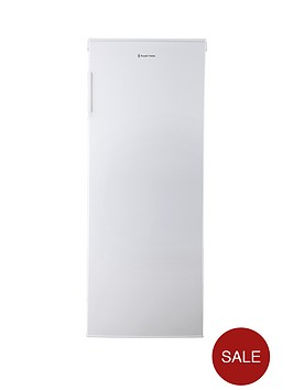 russell-hobbs-rh55lf142-55cm-wide-142cm-high-upright-larder-fridge-white