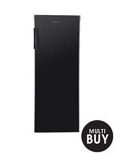 russell-hobbs-rh55lf142b-55cm-wide-142cm-high-upright-larder-fridge-black