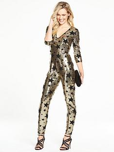 v-by-very-star-sequin-jumpsuit