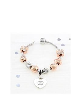 personalisednbsprose-gold-charm-bracelet