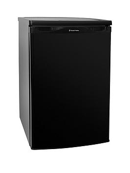 Russell Hobbs Rhucfz55B Freestanding 55 Cm Wide Under Counter Freezer  Black